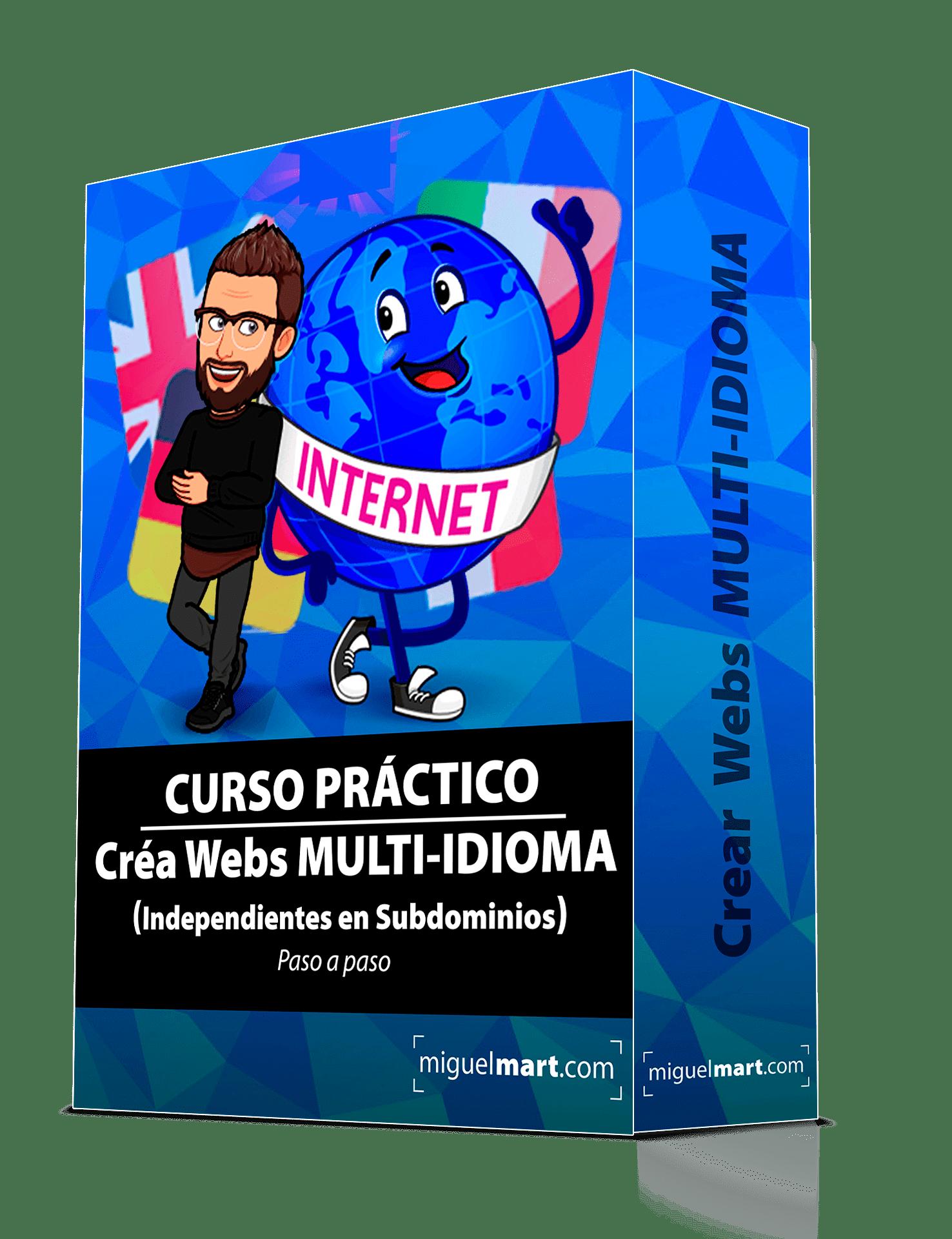 Como crear Webs en diferentes idiomas